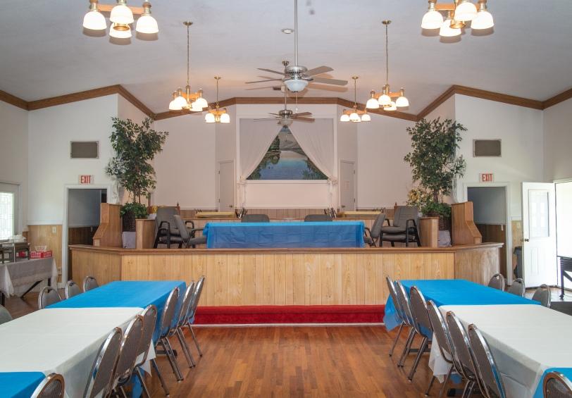 Alston Chapel fellowship hall #1