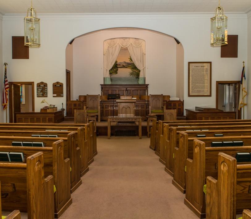 White Marsh Baptist Church #1