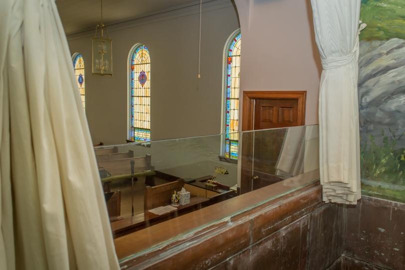 White Marsh Baptist Church #11