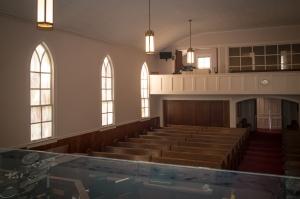 Kendalls Baptist Church baptistry painting #6