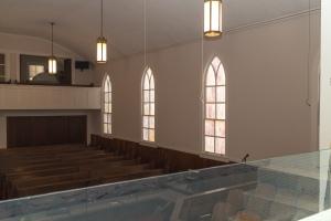 Kendalls Baptist Church baptistry painting #7