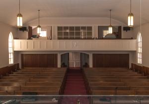 Kendalls Baptist Church baptistry painting #8
