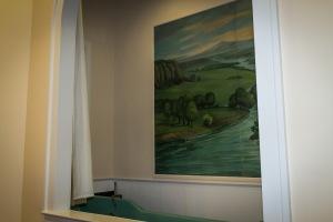 Warners Chapel Church of Christ baptistry #4